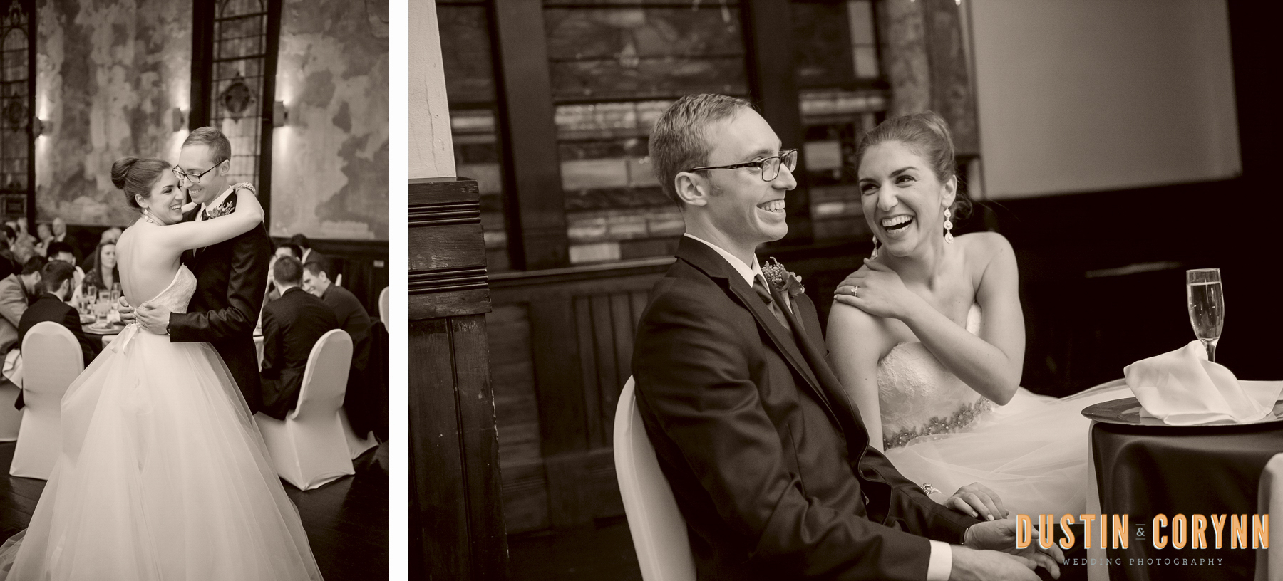 Indianapolis Wedding Photography - Dustin & Corynn Photography