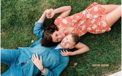 Molly & Nick // Grabill Engagement Photography