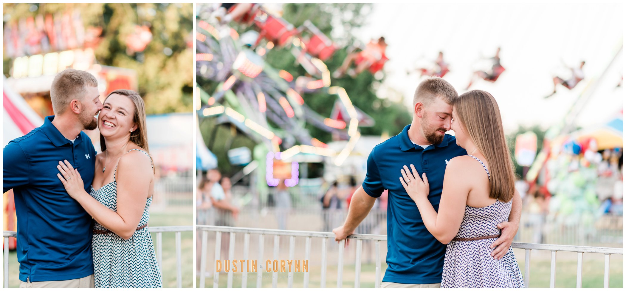 Sweet Moment at the Three Rivers Festival
