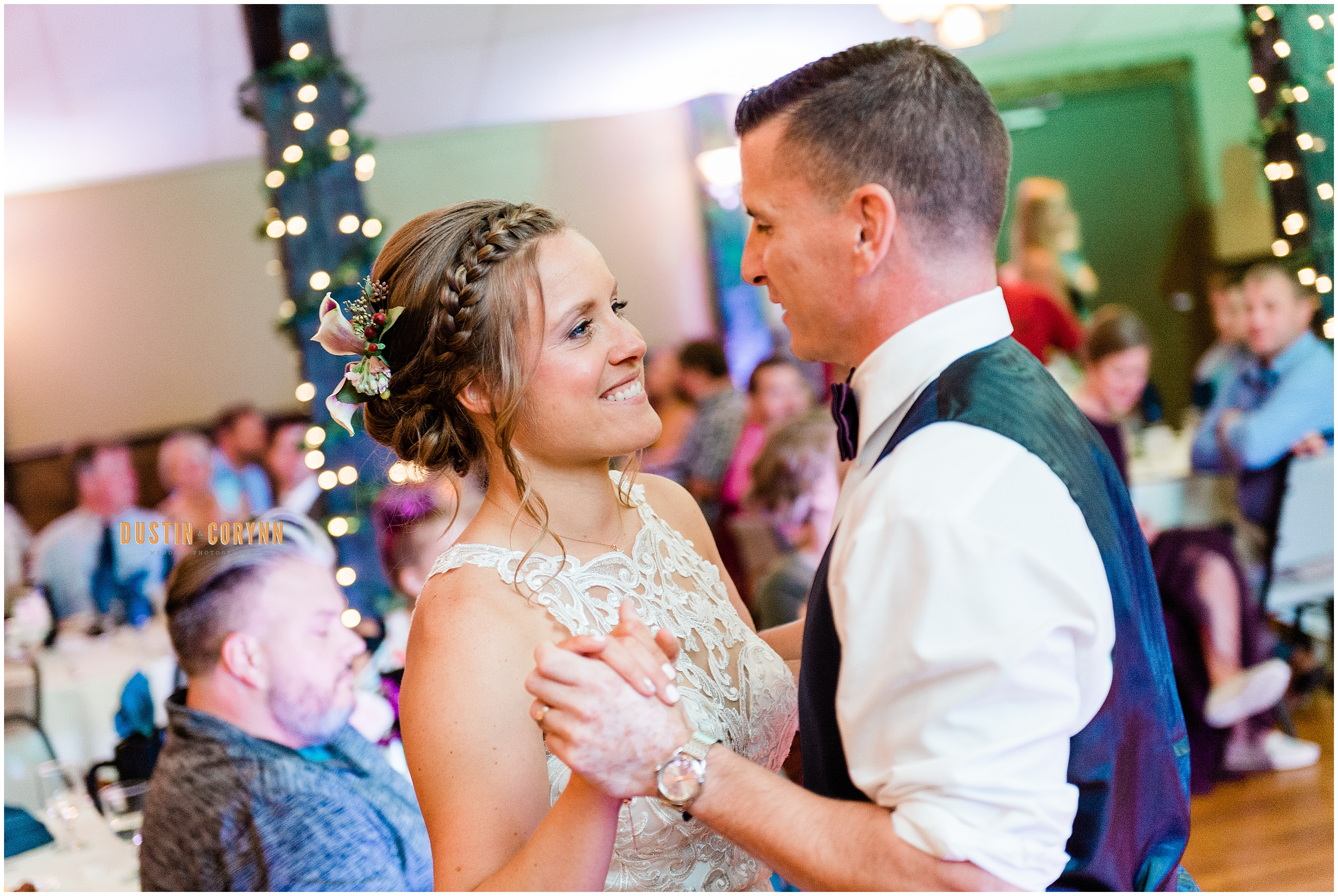 First Dances at Reception