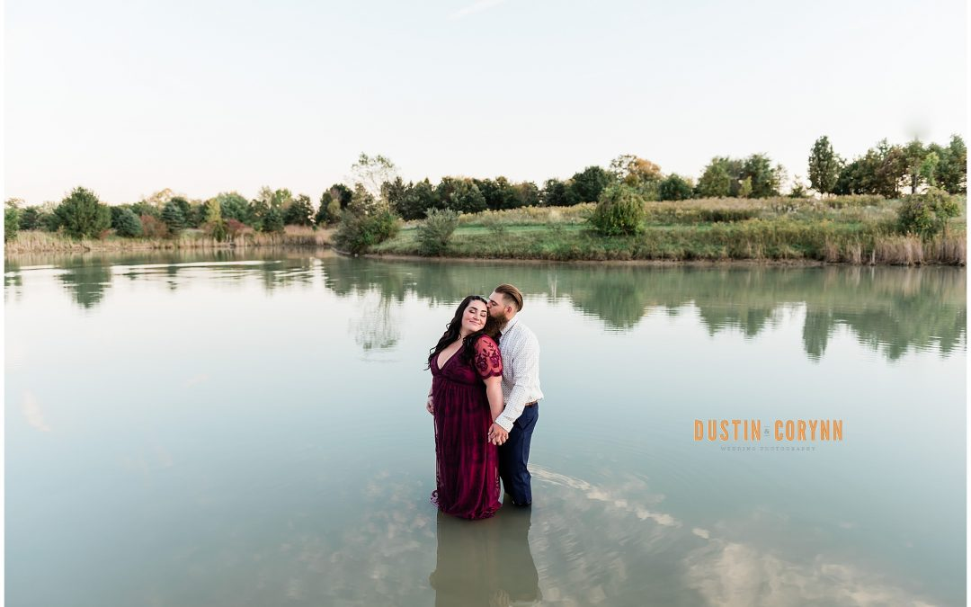 Victoria & Brennan // Autumn Engagement Session