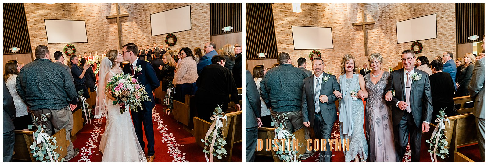Fort Wayne Winter Wedding